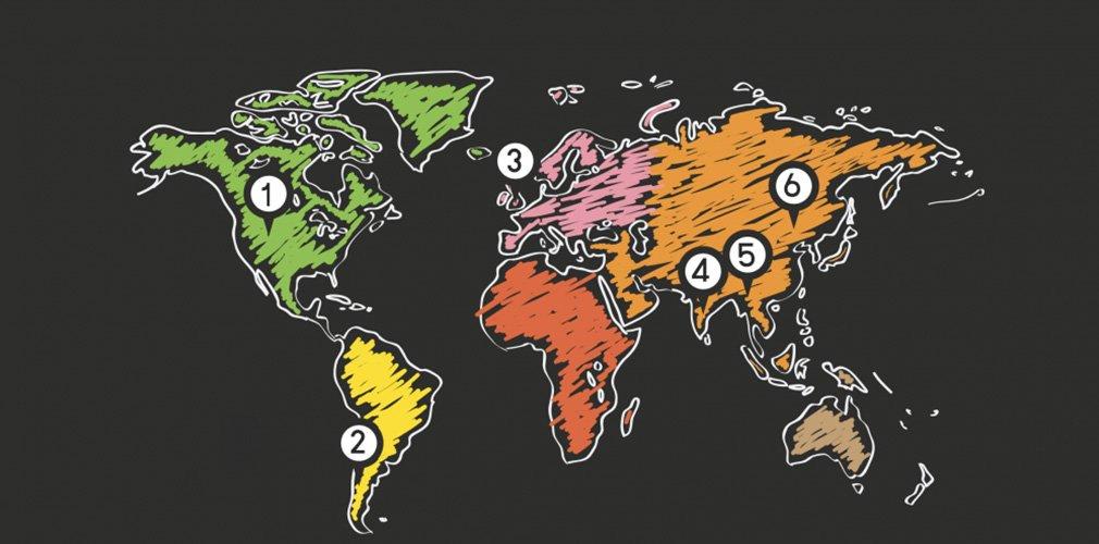 cover-ข้อมูลการค้ารอบโลก ประจำเดือนมีนาคม 2561