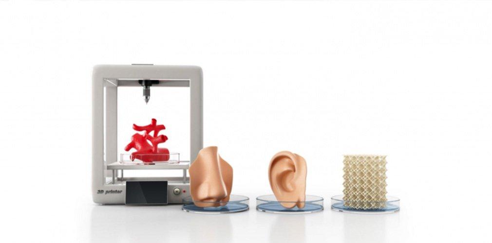 cover-เครื่องพิมพ์ชีวภาพ 3 มิติ พิมพ์อวัยวะมนุษย์