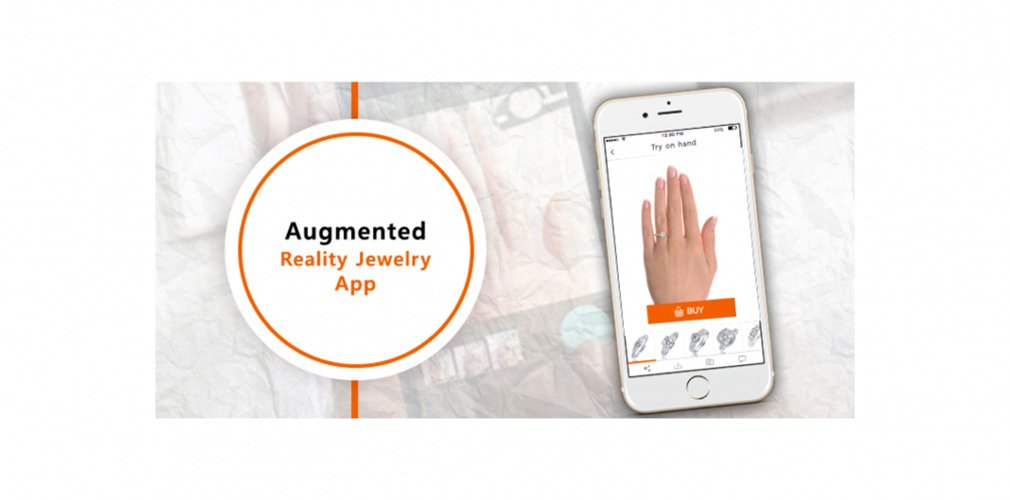 Increase jewelry sales with Augmented Reality Technology