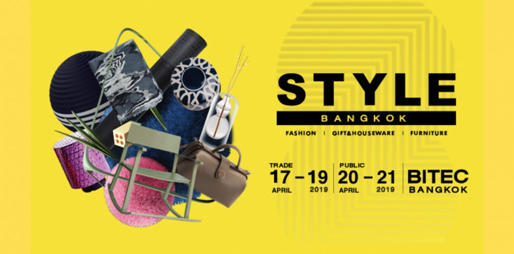 cover-STYLE BANGKOK 2020 @ BITEC, 17-21 October 2020
