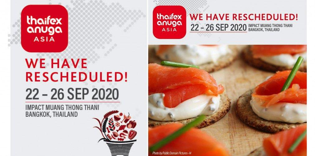 cover-THAIFEX – ANUGA ASIA 2020 @ Impact Muang Thong Thani, 22-26 September 2020