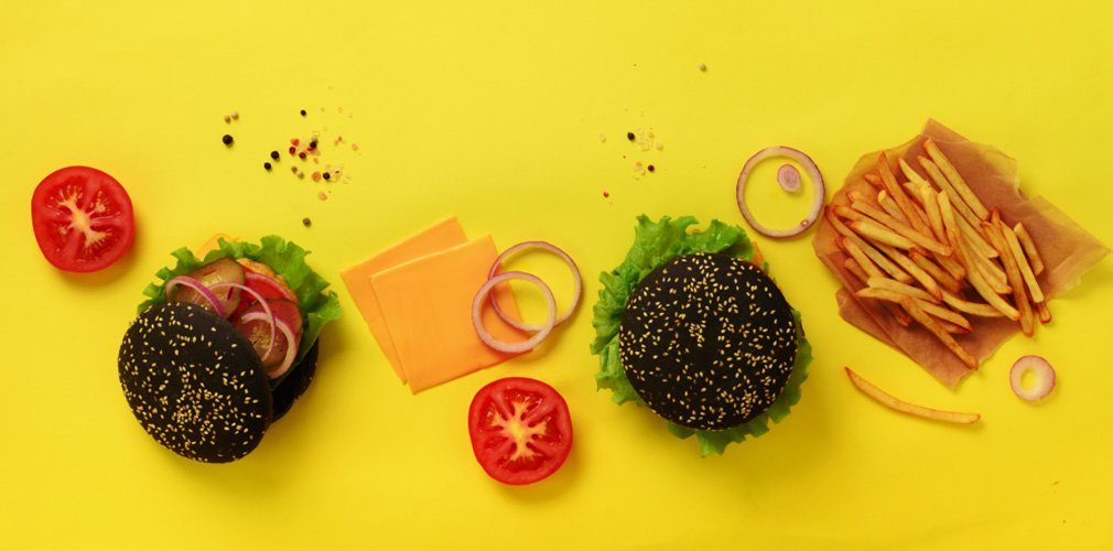 cover-Bye Bye burgers! Welcoming the age of conscious eating