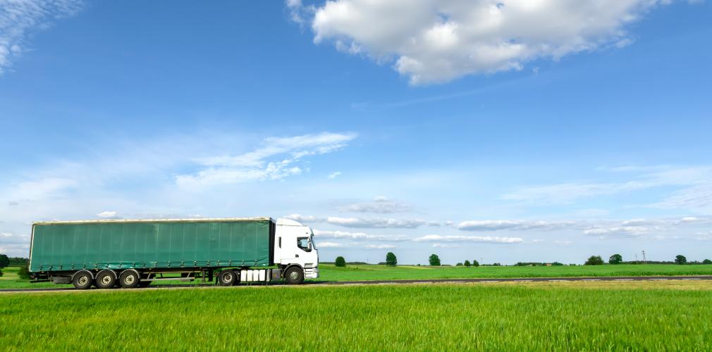 Green Logistics การขนส่งใส่ใจต่อสิ่งแวดล้อม