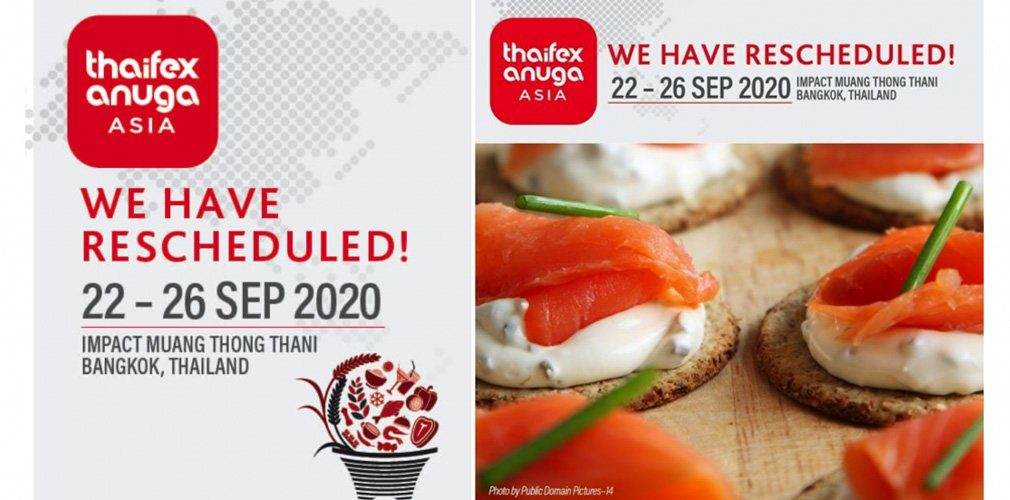cover-THAIFEX – ANUGA ASIA 2020 @ Impact Muang Thong Thani, 22-26 September 2020